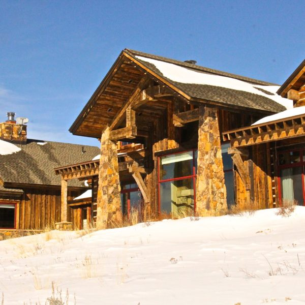 Custom Residential Mt Crested Butte Colorado Architecture