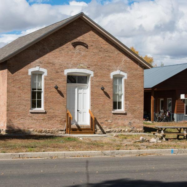 Gunnison Crested Butte Colorado Historic Preservation & Rehabilitation Architects