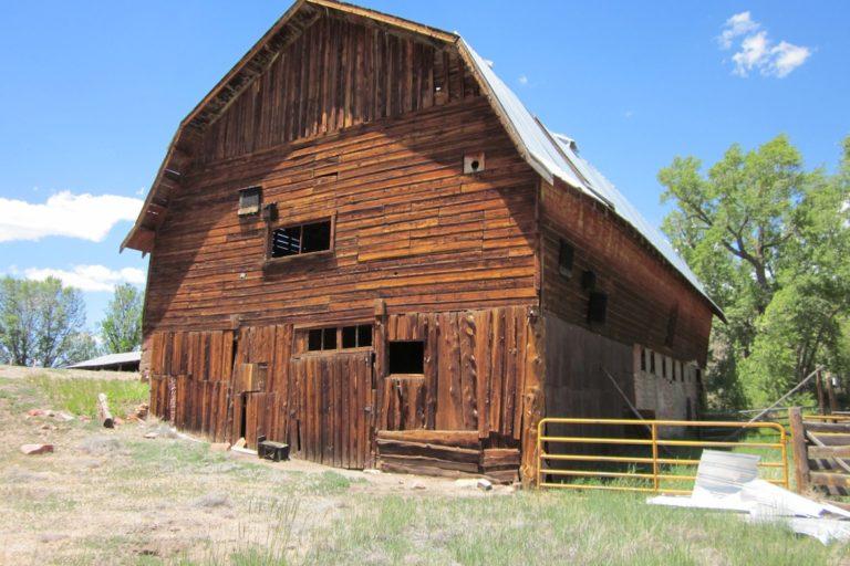 Gunnison County Historic Ranch Architecture
